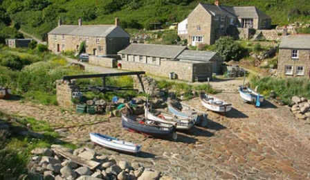 Penberth fishing Cove